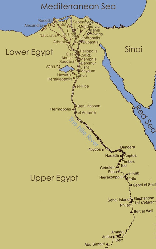 What do you know about ancient Egypt? - Quora