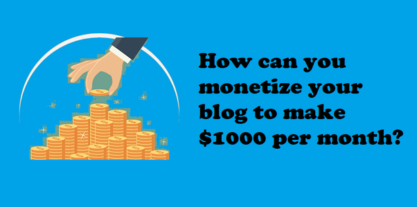 How to make 1000month with a blog or niche site how many page how to make 1000month with a blog or niche site how many page views or visitors should i have quora fandeluxe Choice Image