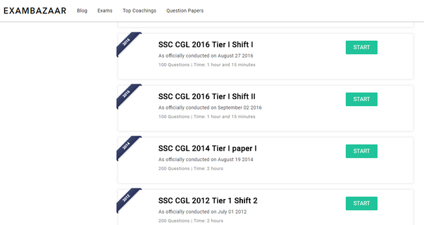 where can i download ssc cgl old question papers quora