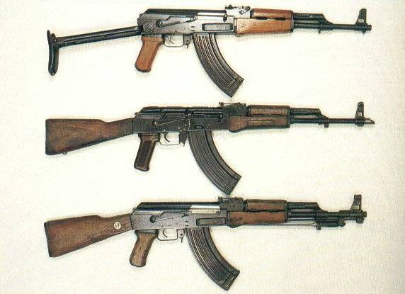 Why does the AK-47 look different in every video game? - Quora
