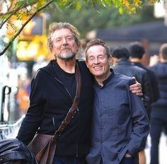 Image result for robert plant and john paul jones