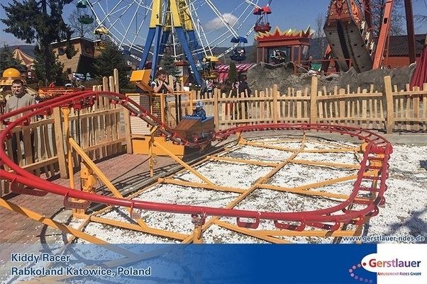 Coaster Racer 2 >> What is the smallest roller coaster in the world? - Quora