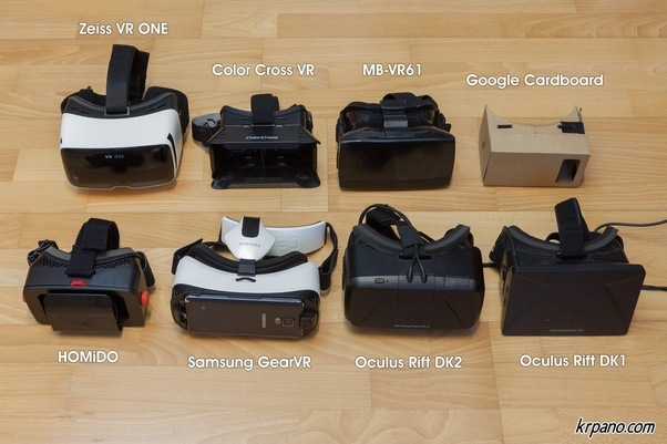 could other vr headsets run the google cardboard app quora
