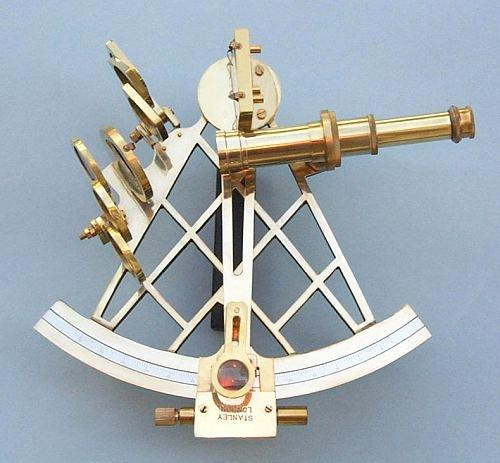 What Is A Nautical Sextant