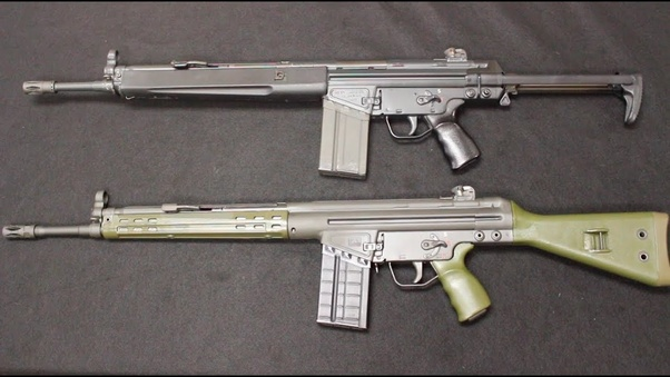 Which semi-auto rifle is great for both hunting big game