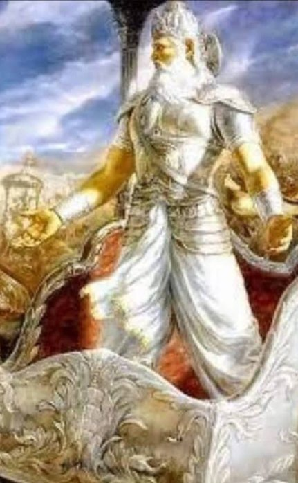 Hundreds Of Arrows Were Inserted Into The Body Of Bhishma Pitamaha And He Was Still Alive How Was It Possible In Those Days Quora