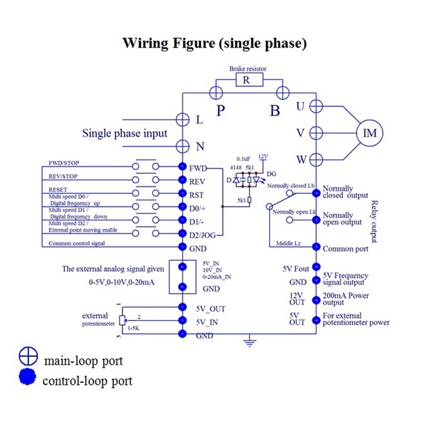 how to used 3 phase motor in a 2 way supply quora  into dc then into 3 phase ac of variable frequency allowing from 0 150% rpm as well as breaking and reversing and soft start around $150 for a 2kw drive