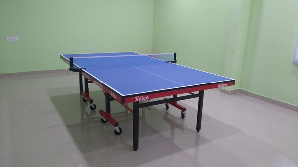 Where Are Some Places To Play Table Tennis In Bangalore