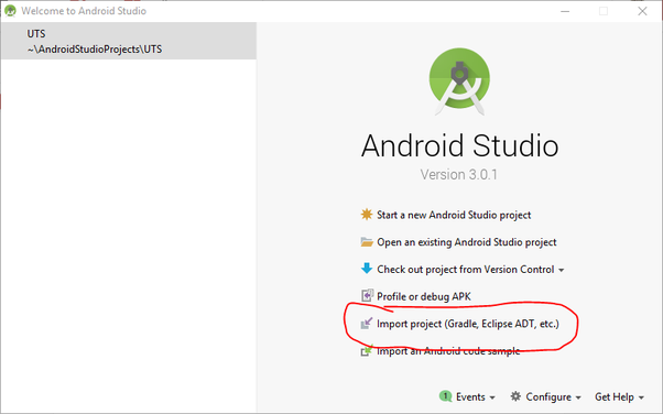 How to import and run a project in Android Studio - Quora