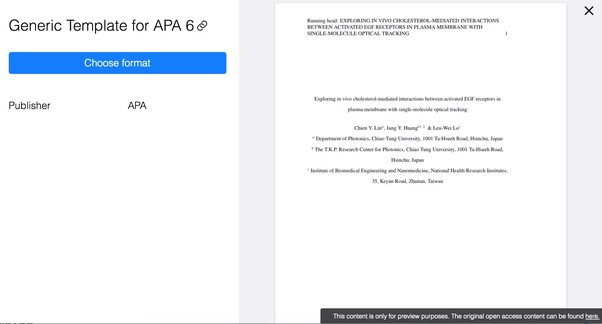 how to write an apa style paper step by step