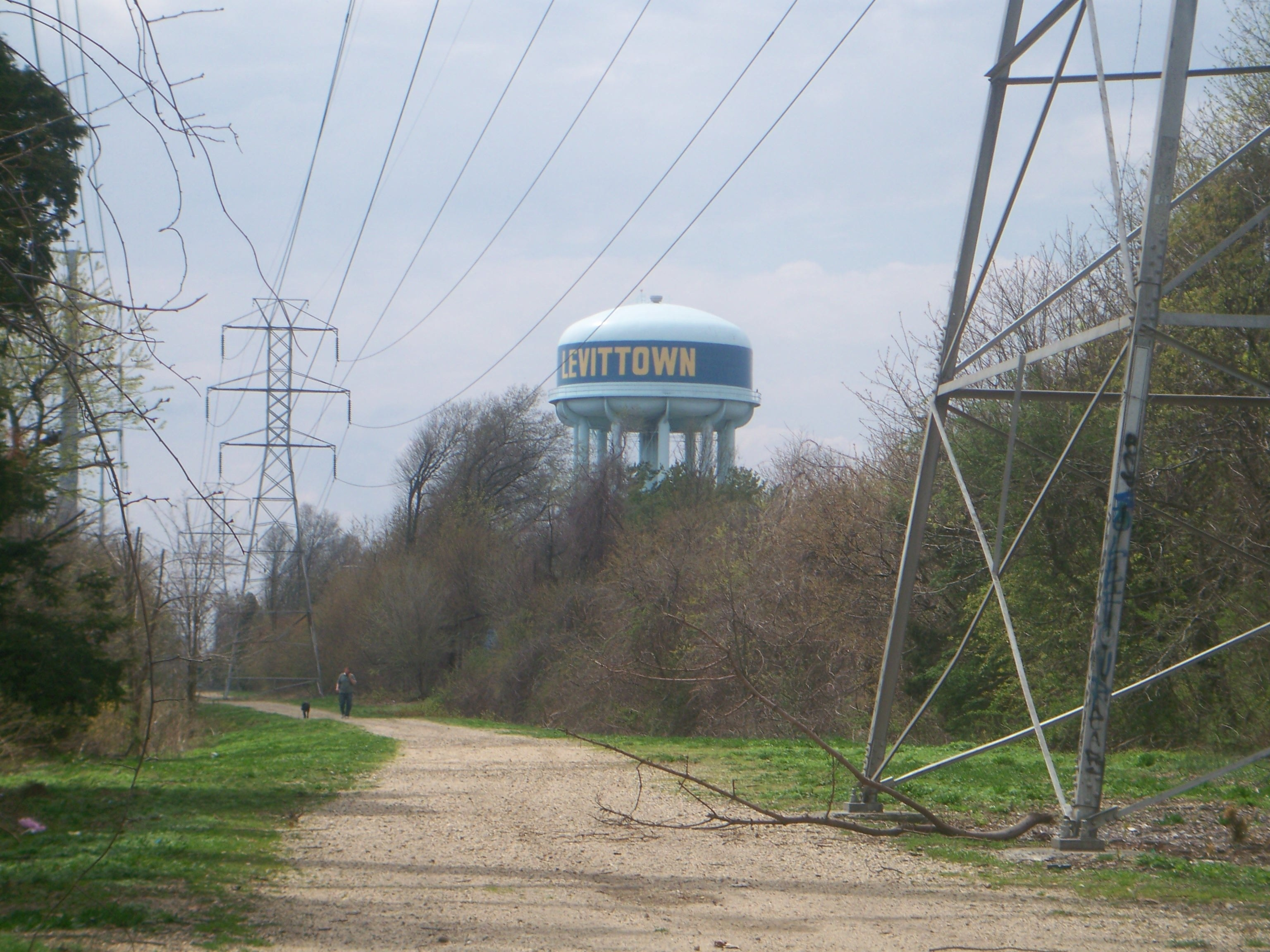 What did Levittown, LI, NY look like when you were a kid
