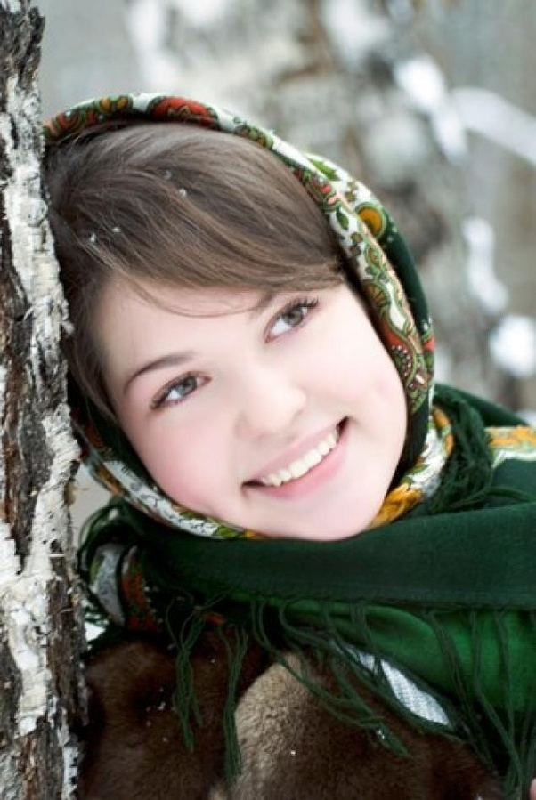 What is the typical face of Russian girls? - Quora