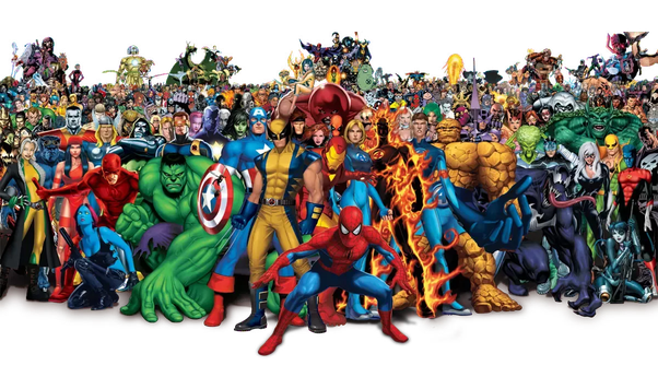 In an all-out struggle, who wins: the Marvel Universe or the
