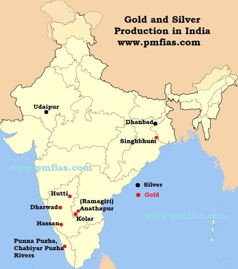 Do we have gold mines in India? - Quora