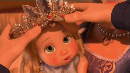 In Disney S Tangled Was Rapunzel Called Rapunzel By Her Biological Parents The King And Queen Or By Gothel Her Kidnapper Quora