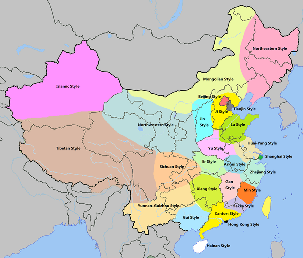 How diverse is China in terms of culture and language Quora