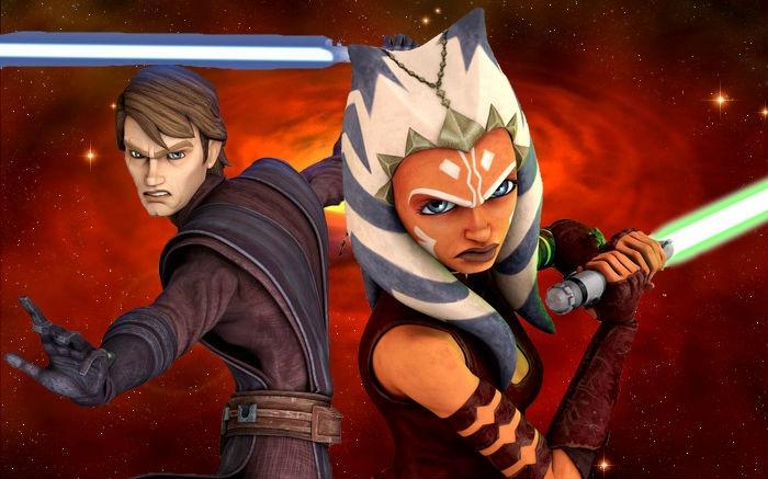 Who would win: Anakin (ROTS) and Ahsoka (Rebels) or Luke