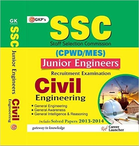 How to prepare for the ssc je civil quora click here to buy ssc cpwd mes 2015 civil engineering junior engineering recruitment exam includes solved paper 2013 2014 civil engineering junior fandeluxe Images
