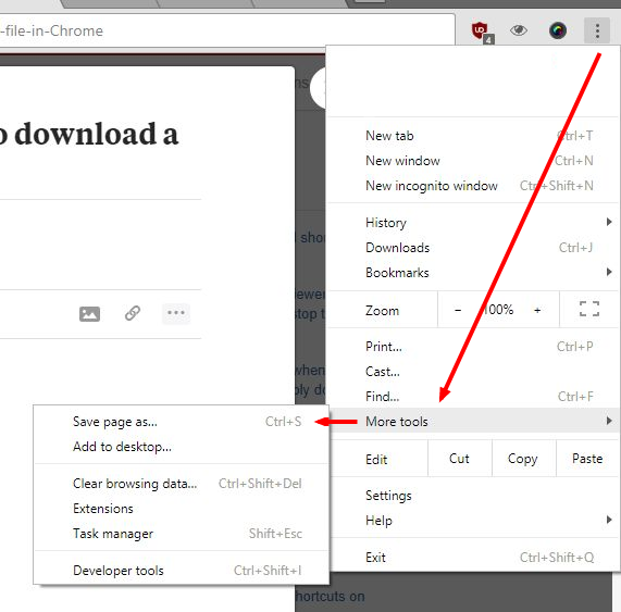 Download Shorter: What Is The Keyboard Shortcut To Download A PDF File In