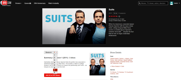 Is Suits season 7 now available on Netflix? - Quora