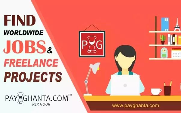 Payghanta Is Providing All Type Of Freelance Work And Jobs Such As Online  Part Time Jobs, Freelance Graphic Design Work, Freelance Web Developer Jobs,  ...