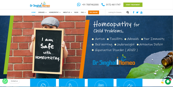 Who is/are the best homeopathic doctor(s) in Chandigarh with