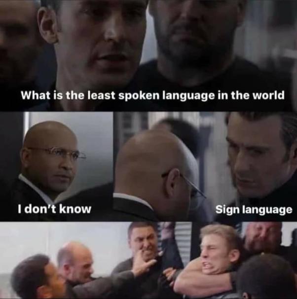 Captain America Meme Elevator Bisaya
