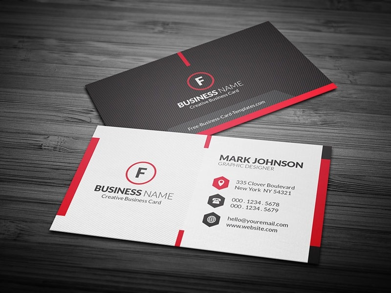 How to print business cards with unique codes on them - Quora