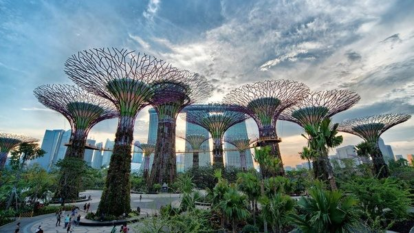 Very Close To India Singapore Is A Cosmopolitan City State Paradise For Honeymooners In Modern Way And The Most Beautiful Cities World