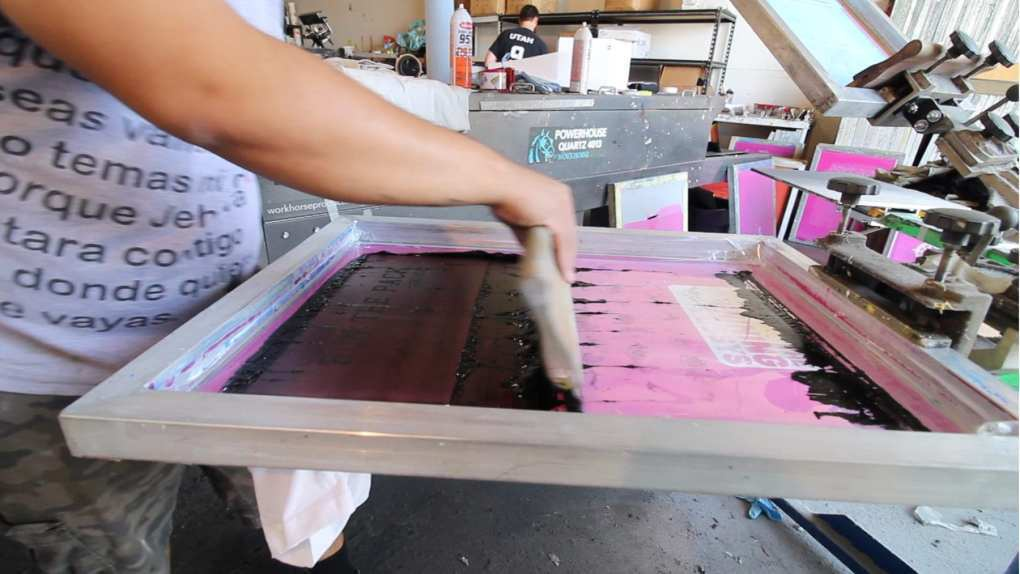 What are the types of T-shirt printing? - Quora