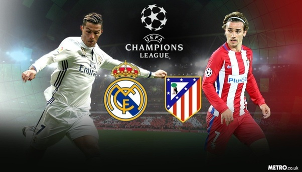 Today S Match Football Ucl