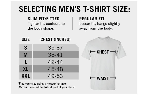 What Is Size L In Shirts Quora