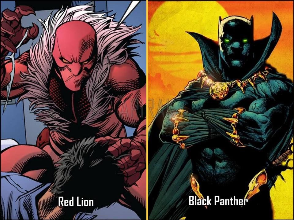 Which DC Character is like Black Panther? - Quora