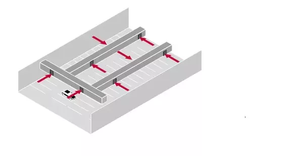 Basement Vent Fan System : What type of air ventilation system is used for basement
