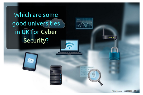 which are some good universities in uk for cyber security? - quora