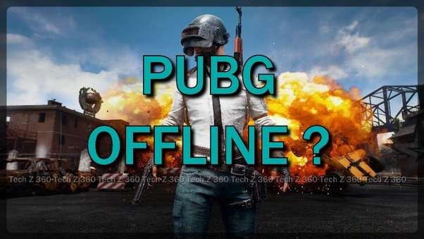 How can we play PUBG Mobile offline? - Quora