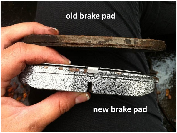 Car Break Pads Worn : How long do car brake pads last is there any particular