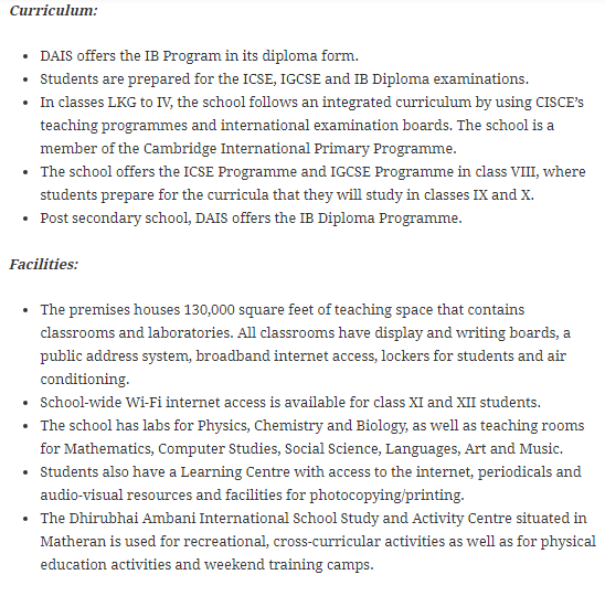 What are the top 5 schools in India? - Quora