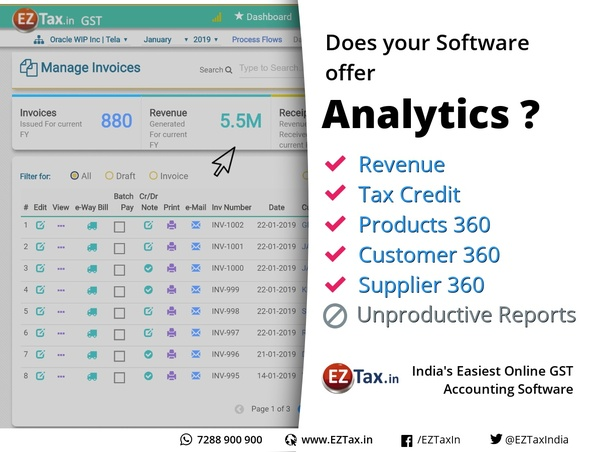 Which companies provide GST software? - Quora