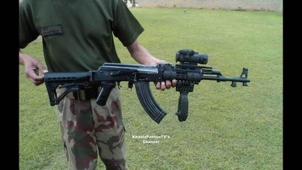 Is it true that Ak-47 is cheper than smartphone in Pakistan