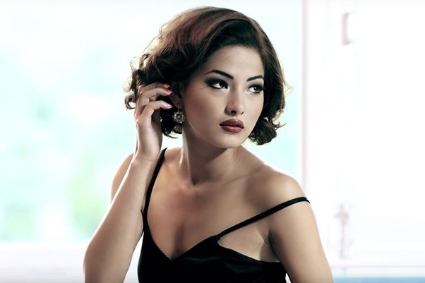 Who Are Some Gorgeous Nepali Models Quora