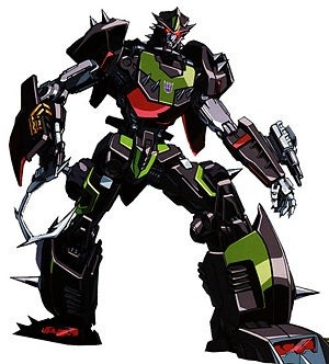who are the creators of transformers who did lockdown work for