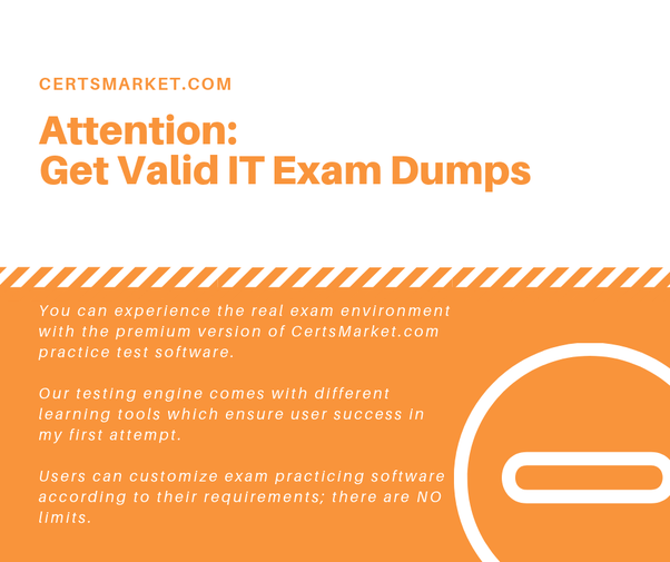 What is the best site to get IT exam dumps? - Quora
