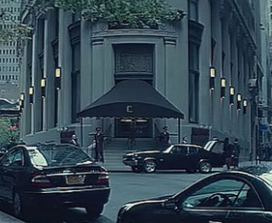 Where Were The Interior And Exterior Shots Of The Continental Hotel In John Wick Shot Quora