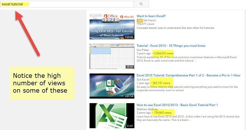 How to find an Excel tutorial online - Quora