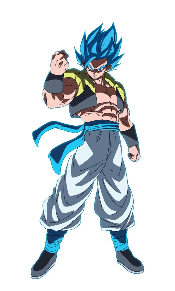 Does Gogeta Have A New Transformation In Dragon Ball Super Broly