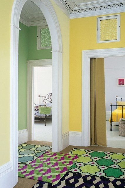 What wall color goes well with white furnitures? - Quora