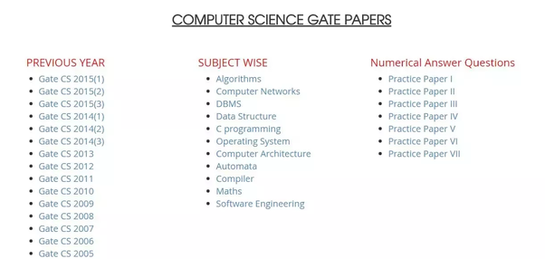 Gate 2015 Cse Ebook