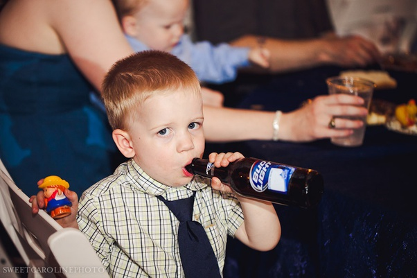 What Would Hen If A Baby Drank Beer