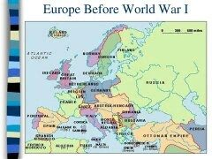 Were polish men ever enlisted into the german army before wwi quora have a look at this map of europe before wwi can you find poland gumiabroncs Images